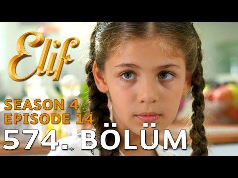 Elif 572  Bölüm | Season 4 Episode 12 | FunnyDog TV