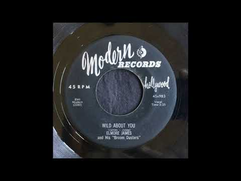 Elmore James Wild About You