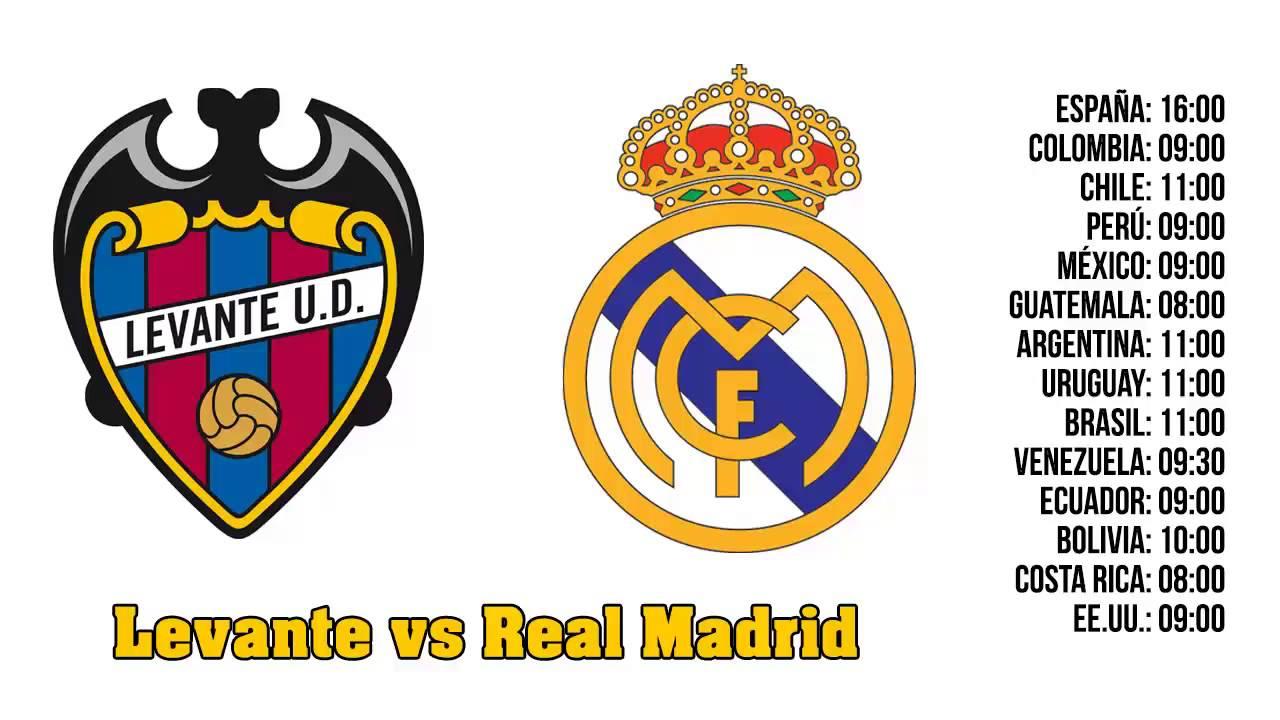 A que hora juega levante vs real madrid liga bbva for A que hora juega el real madrid