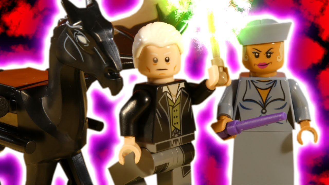 LEGO FANTASTIC BEASTS GRINDELWALD'S ESCAPE REVIEW - 75951