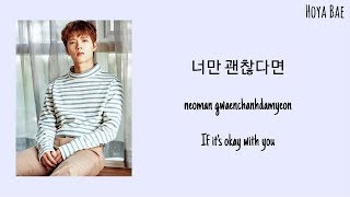 Nam Woo Hyun If Only You Are Fine HAN ROM ENG Lyrics.mp3