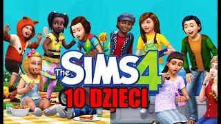 MAMY JUŻ W SIEROCIŃCU DZIESIĘCIORO DZIECI!  The Sims 4