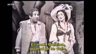 Mascotte opérette Audran Maria Murano