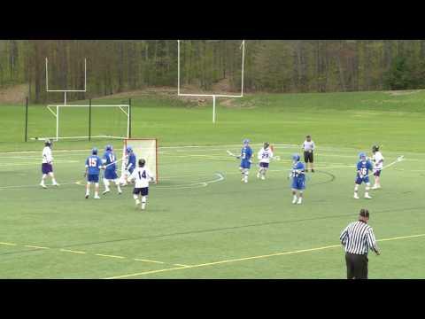Holderness Lacrosse vs Cushing 5-13-17