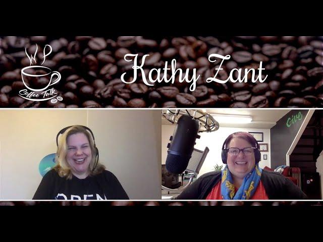 WPCoffeeTalk: Kathy Zant