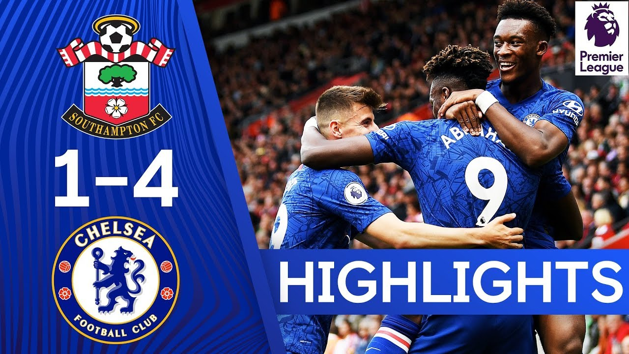 Download Southampton 1-4 Chelsea   Abraham & Mount On Target In Big Away Win 🔥  Highlights