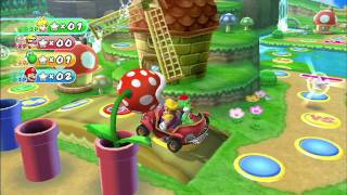 Mario Party 9 - Game Trailer (Wii)