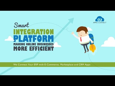 APPSeCONNECT Integration Platform | Connect ERP, Ecommerce, CRM, POS