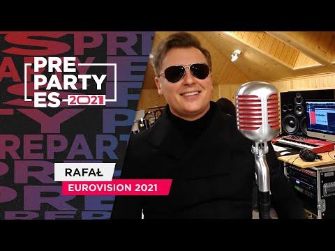 RAFA? - The Ride - Polonia 2021 ?? | #PrePartyES21