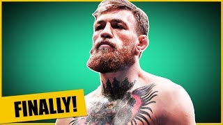 They Finally Reported The Truth About Conor McGregor!