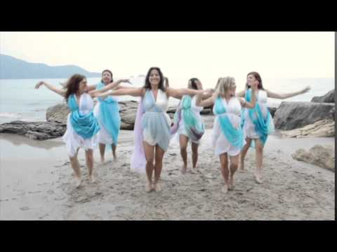"""The Mermaids"" - A tribute to Isadora Duncan Dance."