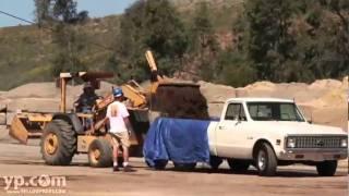 Landscaping Materials San Diego CA Hanson Aggregates
