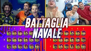 BATTAGLIA NAVALE con i FUTURE STARS! w/ TONY TUBO, FIUS GAMER, ENRY LAZZA e TATINO23