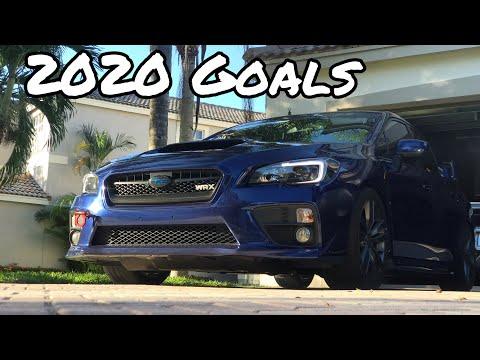WRX Future Mods And 2020 Goals- Alex Stavrinos