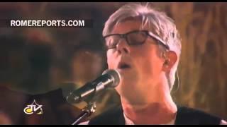 La conmovedora canción que sonó durante la Adoración Eucarística de la JMJ
