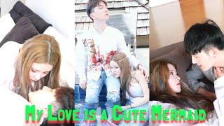 My Love is A Cute Mermaid/Cute Love Short Film