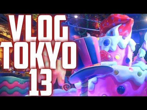 VLOG TOKYO 2016 - EP13 | RALLY DE LA BOUFFE A HARAJUKU