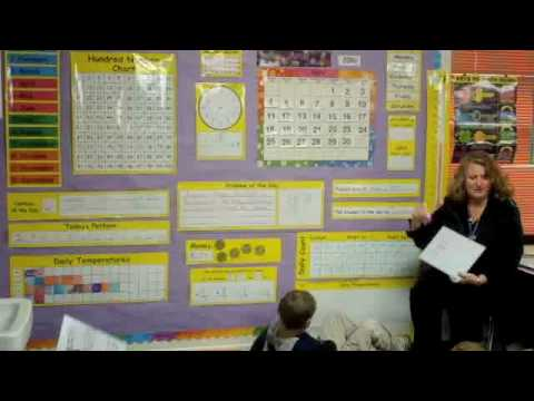 Saxon Math Meeting Daily Count Youtube