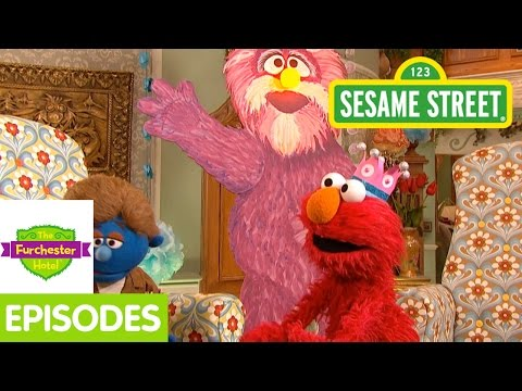 Furchester Hotel: Elmo Celebrates Monster Monster Day! (Full Episode)