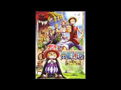 One Piece Movie 3 OST - Chinjuutou no Chopper Oukoku - Chopper Daipinchi!!