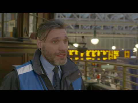 ScotRail Alliance - Day in the life of Glasgow Central