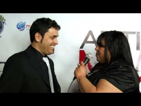 "Juan Francisco Zerpa Interview ""Artists In Music Awards 2014"""