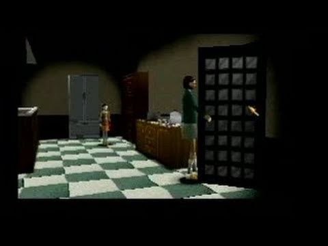 Clock Tower 2: The Struggle Within PlayStation Gameplay