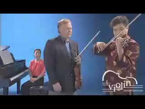 Spiccato Master Class: Brahms Violin Concerto