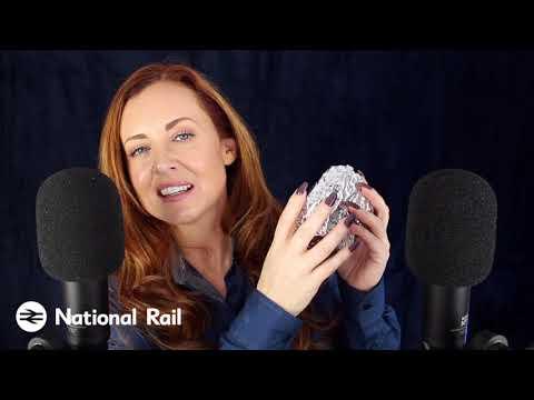 National Rail ASMR