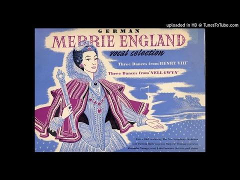 Edward German - Merrie England (1953 coronation recording)