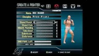 Pride FC: Fighting Championships PlayStation 2