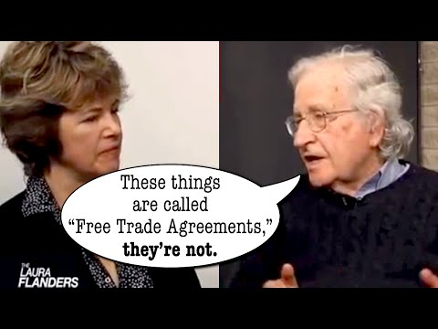 Noam Chomsky on Trans-Pacific Partnership