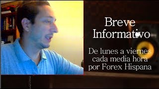 Breve Informativo - Noticias Forex  del 20 de Junio 2018