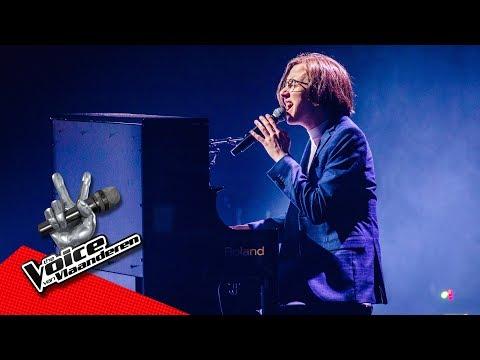 Ibe - 'Way Down We Go' | Finale | The Voice Van Vlaanderen | VTM