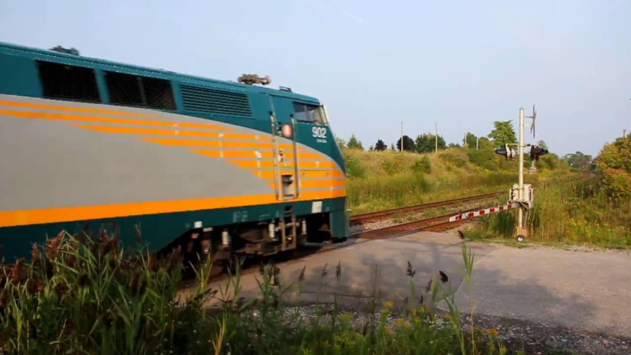 Via Rail Trains Youtube