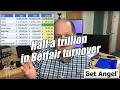 The Betfair betting exchange - Half a trillion in sports betting turnover & profit