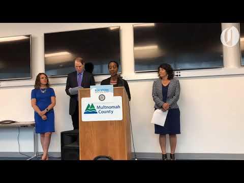 Multnomah County Health Director - YouTube
