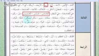 32 УРОК. 1 ТОМ. Проверка сл. запаса. Арабский в твоих руках.