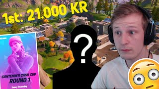 DANMARKS NYESTE TALENT CARRIER MIG I CASH CUP *29 KILL WIN* (Fortnite Tournament Highlights) | Zrool