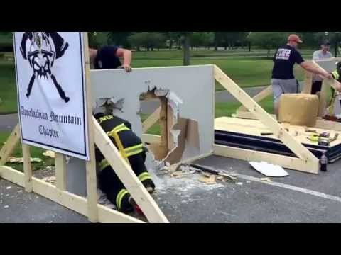 FlameFest 2015 - Firefighter Wives Get to Do Work!