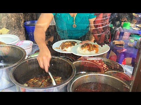 Myanmar Street Food - Street Snacks in Yangon and Bagan