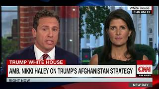 Haley: Trump clarified no room for bigotry
