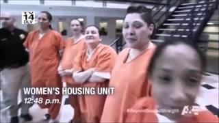 Alex Get's In Fight With Inmates - Beyond Scared Straight