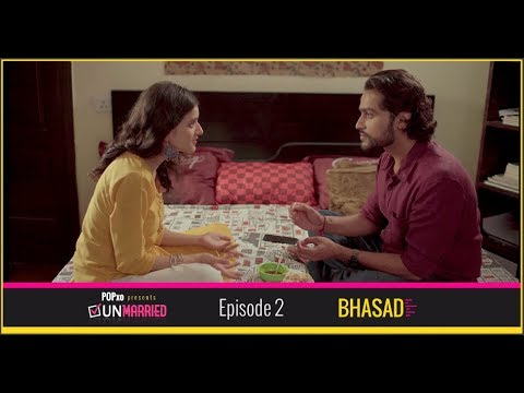 Unmarried | Episode - 2 Bhasad | Webseries | POPxo