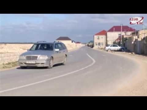 Prezident İlham Əliyev Ramana-Maştağa avtomobil yolunun açılışında iştirak edib