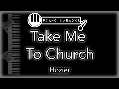 Take Me To Church - Hozier - Piano Karaoke