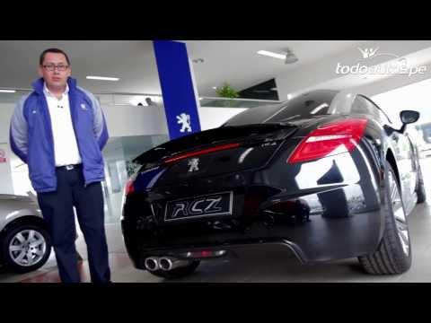 Peugeot RCZ en Perú I Video en Full HD I Presentado por Todoautos.pe