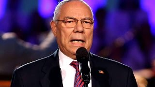 colin powell slams hillary clinton donald trump in leaked emails
