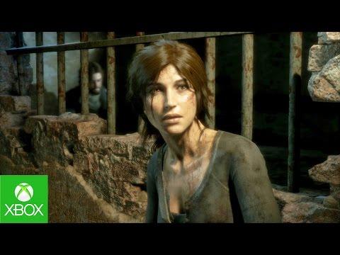 Rise of the Tomb Raider - Trailer del juego (Español) [E3 2015]