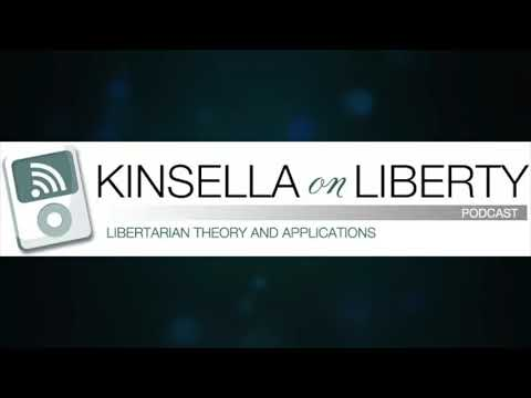 KOL151   Yale Speech: Balancing Intellectual Property Rights and Civil Liberties: A Libertarian Pers